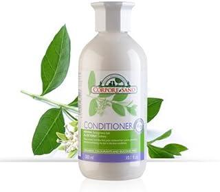 Corpore Sano HENNA & ALOE Conditioner-HYPOALLERGENIC-CERTIFIED ORGANIC-NO PAREBENS-300 ML/10.1 FL OZ