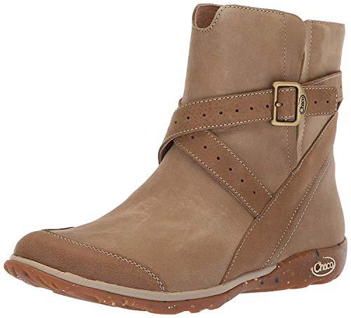 Chaco Women's Skye Boot, Mink, 6.5 M US