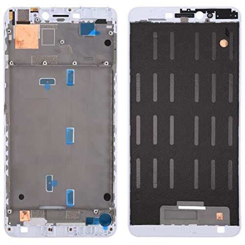 GANK RDI LCD Marco MIA for Xiaomi Mi MAX 2 Frontal de la Carcasa del Bisel (Blanco) (Color : White)