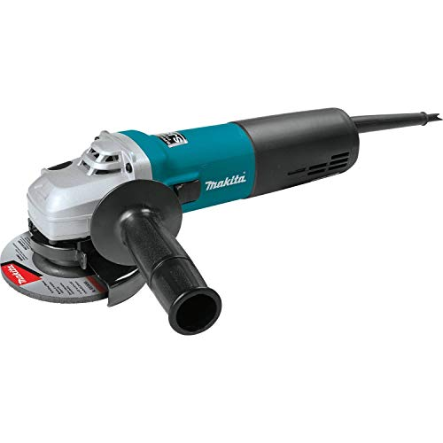 Makita 9564CV 4-1/2-Inch SJS High-Power Angle Grinder