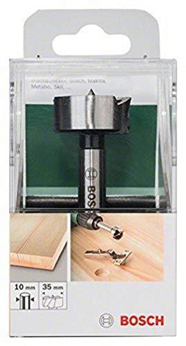 Bosch 2 609 255 290 - Broca fresadora para madera, DIN 7483 G