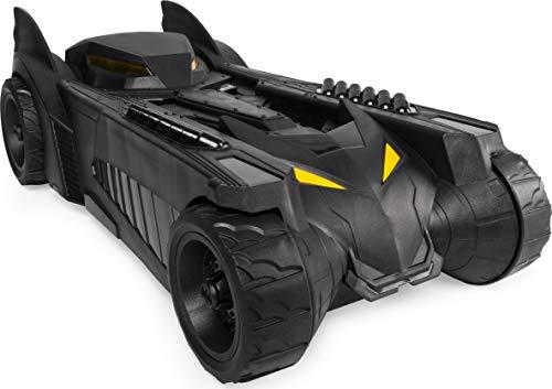 Batman - Batmóvil para Personajes de 30 cm, a Partir de 4 años – 6055297.