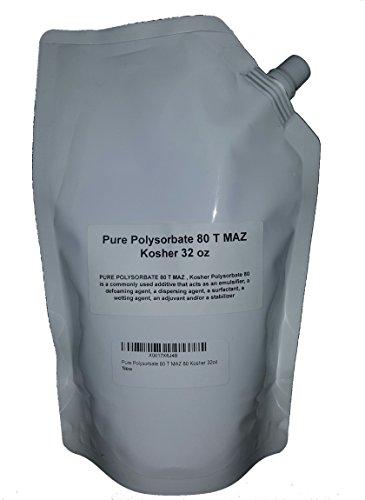 Pure Polysorbate 80 T MAZ 80 Kosher