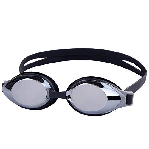 Schwimmbrille Taucherbrille Schnorchelbrille Tauchmaske Antibeschlag Wasserdicht Lecksicher UV Schutz Verstellbares Silikonband Für Innen Und Außenschwimmen