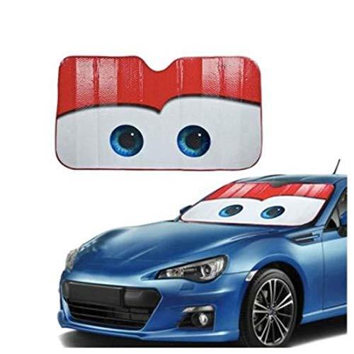 Parasol De Coche De Cars Azul  marca BHome