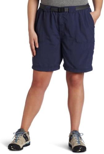 Columbia Women s Plus Size Sandy River Cargo Short Nocturnal 1X product image