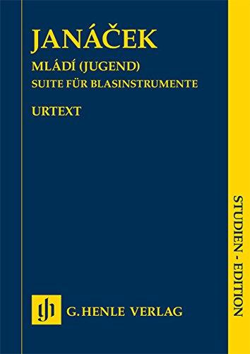 Suite pour Instruments a Vent pour Flûte/Piccolo, Hautbois, Clarinette, Cor, Basson, Clarinette...