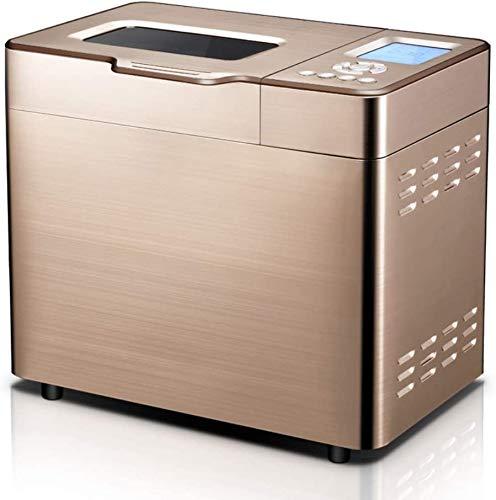 Automatische Haushaltsbrotmaschine 30 voreingestellte Funktionen Fast-Bake-Brotbackmaschine, 50db Silent Kneading Bakery Bread Maker (Größe: 368235320mm)