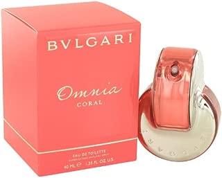 Bvlgâri Omnïa Coräl Perfumë For Women 1.4 oz Eau De Toilette Spray
