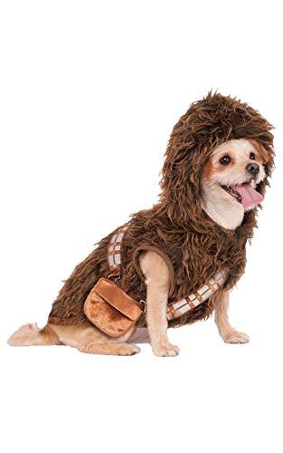 Rubie's Star Wars Chewbacca Hoodie Haustierkostüm