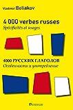 4000 Verbes russes - Spécificités & usages