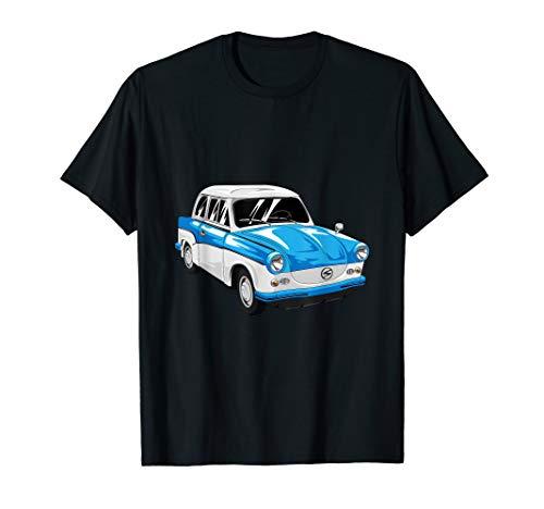 Kultfahrzeuge DDR Trabant T-Shirt