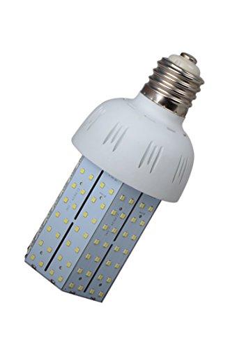 Bombilla YXH LED tipo maíz, de 30a 120W E40, 6000K AC220V luz de alta potencia, ahorro de energía para alumbrado exterior e invernadero, metal, 30w 6000k, E40, 30.00W 230.00V