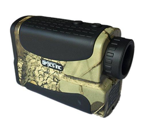 Ade Advanced Optics Golf Rangefinder Hunting Range Finder with PinSeeker Laser Binoculars, Camouflage