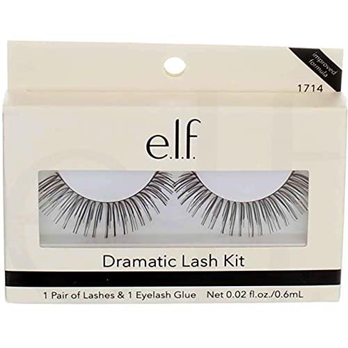 e.l.f. Essential Dramatic Lash Kit - Black