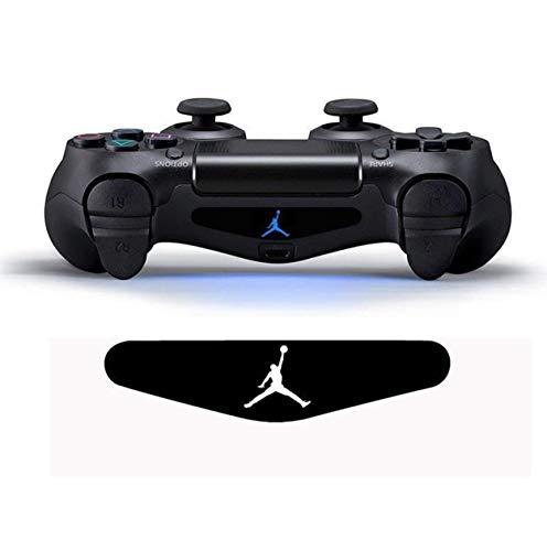 PlayStation 4 PS4 Lightbar Sticker Aufkleber - Controller Decal Logo - AIR JORDAN