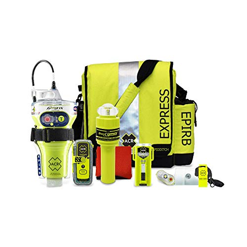 ACR ResQKit PRO Survival Kit (EPIRB, PLB 400, and USCG Approved eFlare) - 2357