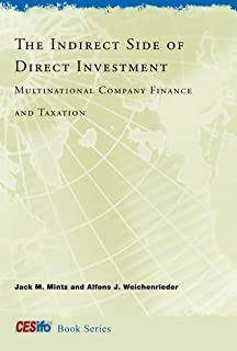 The Indirect Side of Direct Investment: Multinational Company Finance and Taxation