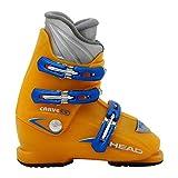 Head Junior Carve X1 X2 X3 Amarillo/Azul Bota Junior esquí