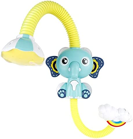 YOUMIYH New Baby Shower Toy Water Play Electric Elephant Gifts lowest price Wa Duck