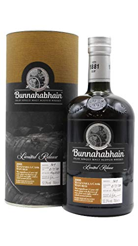 Photo of Bunnahabhain – Manzanilla Cask Finish SIngle Malt – 2008 11 year old Whisky