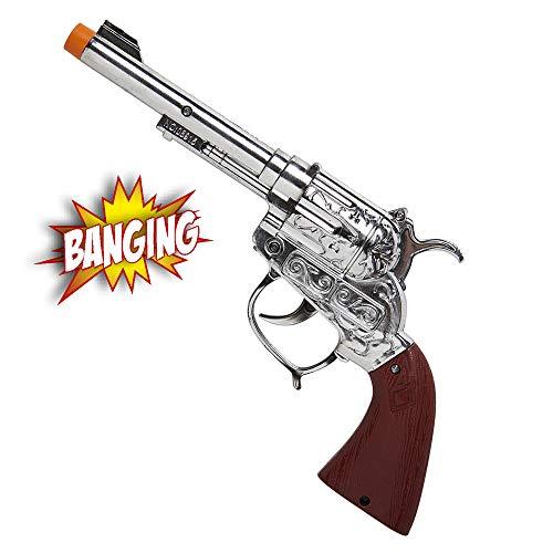 Widmann Pistolet Sonore Cow-Boy - Taille Unique