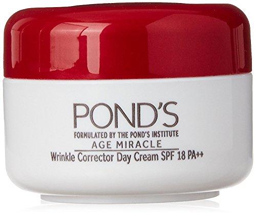 Ponds Alter Miracle Wrinkle Corrector SPF 18 PA ++ Tagescreme, 10 g - (Verpackung können variieren)
