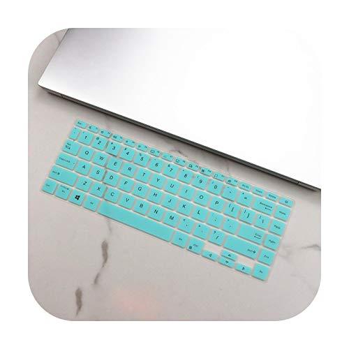 Funda de silicona para teclado Asus VivoBook S14 X421FA X421IA X421 FA FA IA 2020 14' X413FP X413FA X413F X413 FA FP F-azul
