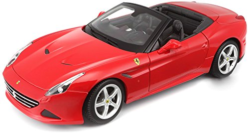 Bburago 16007R - modelauto - 1:18 Ferrari California T, rood
