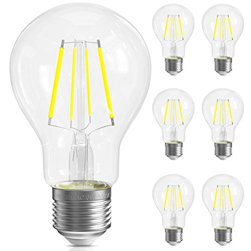 SHINESTAR A19 Clear LED Light