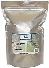 Calcium Sulfate Dihydrate - Gypsum - CaSO42H2O - 5 Pounds