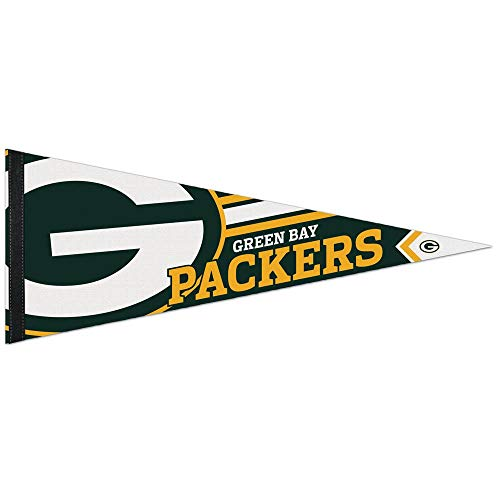 NFL 14507115 Green Bay Packers Premium-Wimpel, 30,5 x 76,2 cm