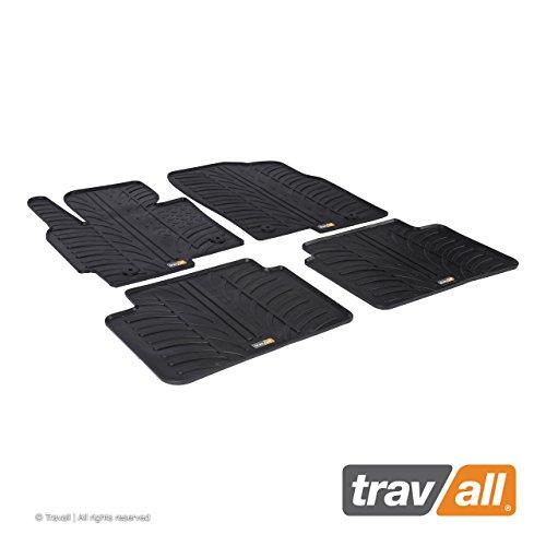 Travall Mats Gummifußmatten TRM1107 – Allwettermatten Nach Maß Fussmatten Set