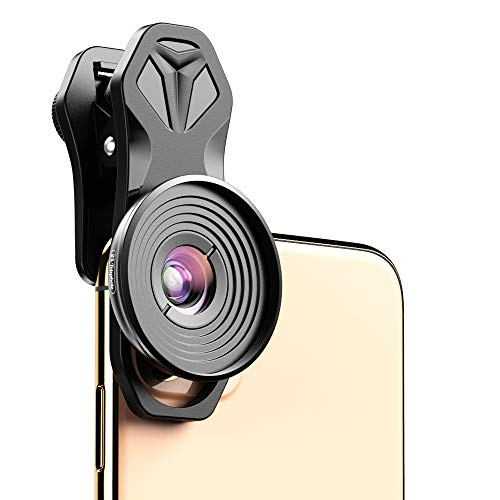 Apexel 10X Macro Lens for iPhone,Pixel,and Samsung Galaxy Camera Phones …