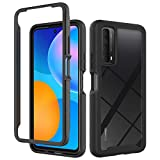 XINNI Robuste Housse pour Telephone Huawei P Smart 2021 Etui, Antichoc PC/TPU Cadre Protection Coque...