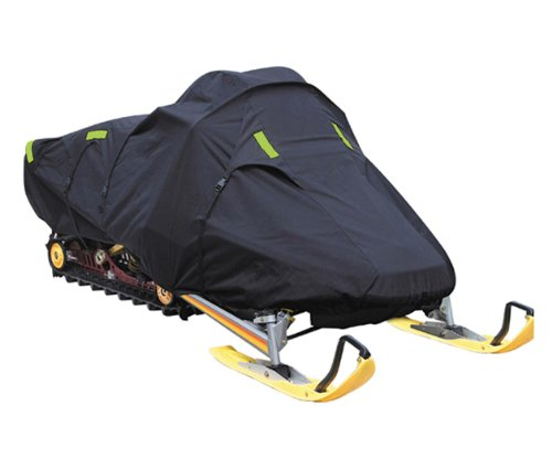 Trailerable Snowmobile Snow Machine Sled Cover fits Arctic Cat Cougar for Model Years 1986-1994. 600 Denier, trailerable.