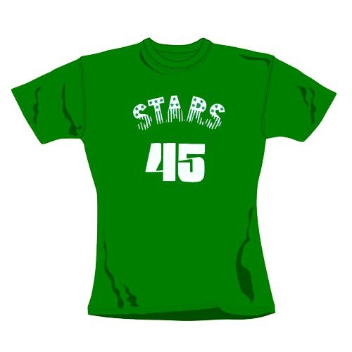 Trojan Records Girl Camiseta - Stars 45 Talla:Medium: Amazon.es ...