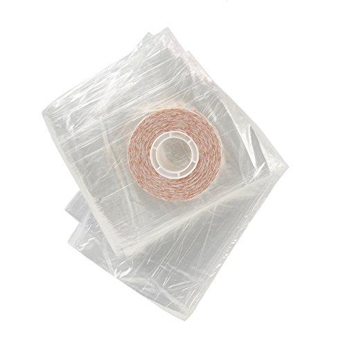Frost King Window Heavy Duty Shrink Window Insulation Kit 42-Inch/62-Inch (Pack of 3)