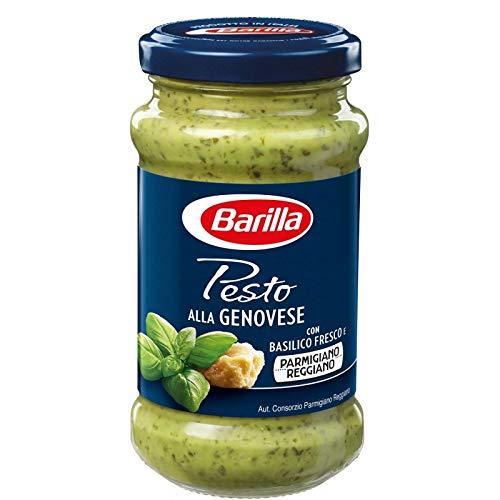 Barilla - Pesto alla Genovese Sauce 190G - Packung mit 4