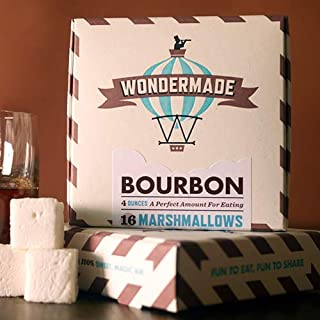 Bourbon Marshmallow by Wondermade (4 ounce)