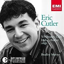Eric Cutler: Songs