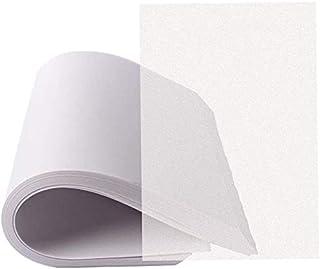Translucent Vellum Paper,120 Sheets White Vellum Paper 8.2 x 11.7 Translucent Printable for Invitations, Cards Inserts, Ph...