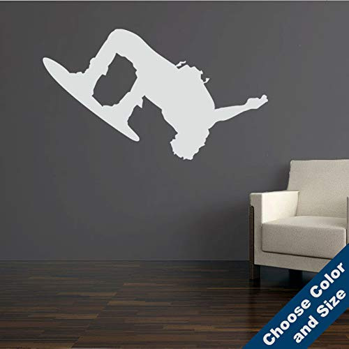 Wakeboard Flip Wall Decal Vinyl sticker