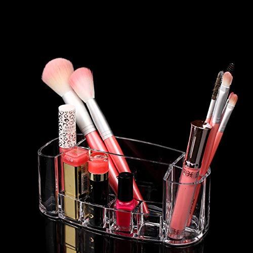 Make-up Lipstick Organisator Penseelhouder Acryl Cosmetica Beauty Opbergtas Stand voor Makeup, Tandenborstels, Pen, Swab