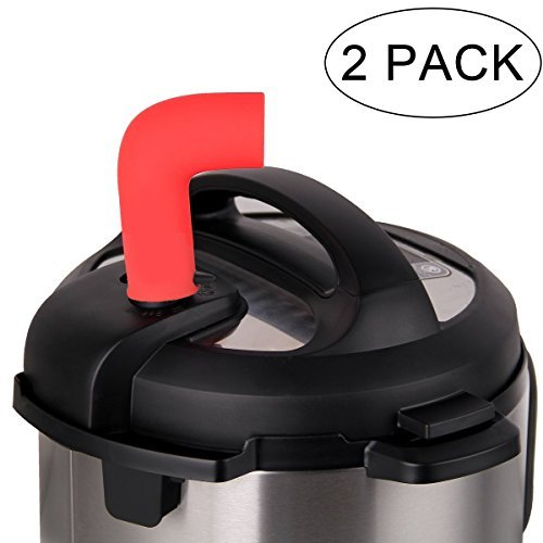 2 Pack Original Steam Release Accessory for Instant Pot or Pressure Cooker,Shoot steam where it needs to go