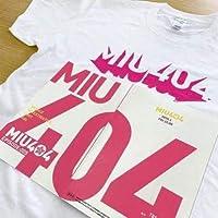 MIU404 台本カラーTシャツ 完全受注生産 ピンク XLサイズ