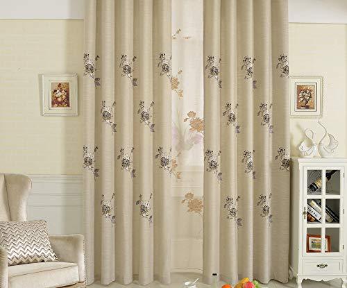 cortinas cortas grises dormitorio