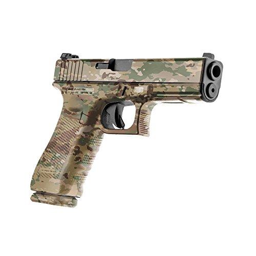 GunSkins Pistole, Vinyl Pistole Wrap mit Vorgeschnittene Stücke, Military OCP