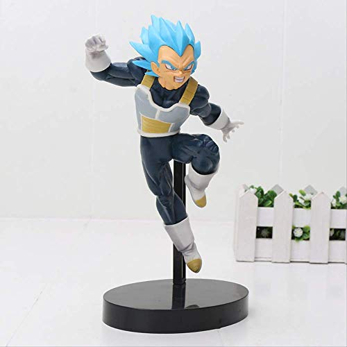 LQH Dragon Ball Super Figur MSP Sterne Stück Die Vegetto Figur Vegeta Sammler Modell Dekorationen