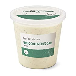 Amazon Kitchen, Broccoli & Cheddar Soup, 24oz